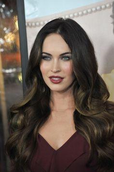 Megan Fox #makeup #celebrity #beauty