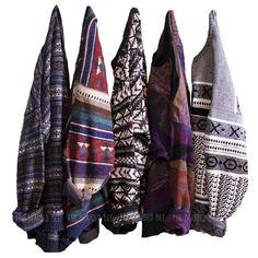 Mystery Oversize Vintage Sweater