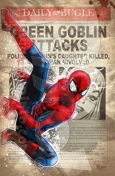 Spider-Man by jonpinto on DeviantArt