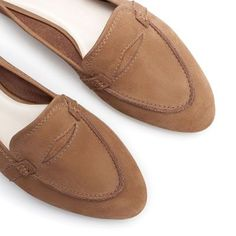 3c05f9dd Tendance Chaussures 2017/ 2018 : Image 5 of SOFT LEATHER LOAFER from Zara.  Flashmode Belgium · fashion