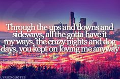 Quotes<3 on Pinterest | Justin Moore, Brad Paisley and Songs