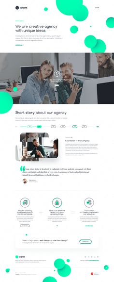 Buy Woox - Non-Standard and Creative PSD Template for Digital Agency and ICO and Cryptocurrency Market by themefire on ThemeForest. Woox – Non-Standard and Creative Website Template: I present to you the concept of my new PSD template. Woox is non-. Web Design Websites, Online Web Design, Web Design Quotes, Website Design Services, Web Design Agency, Web Design Tips, Web Design Tutorials, Web Design Trends, Web Design Company