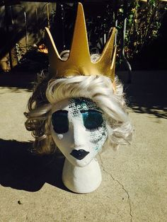 Ursula Crown / King Triton Crown / Little Mermaid / by NKCosplay