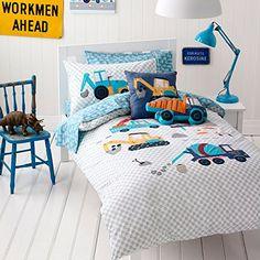 MakeTop Excavator Construction Vehicles Trucks Kids Boys Bedding Set (Full, 4 Pieces) MakeTop http://www.amazon.com/dp/B015SIPOPO/ref=cm_sw_r_pi_dp_TBNvwb05G1GZA
