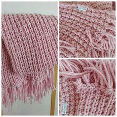 Lange Sjaal door ZETTElen op Etsy