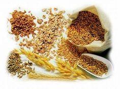 Beneficiamento de grãos e cereais
