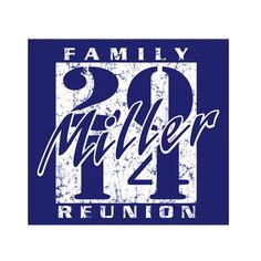 Family Reunion T-Shirt – Customize This