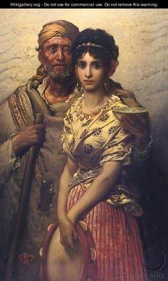 Caritas - Gustave Dore