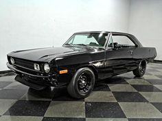 1972 Dodge Dart Swinger, 340 6 Pack Click to Find out more - http://fastmusclecar.com/best-muscle-cars/1972-dodge-dart-swinger-340-6-pack/ COMMENT.