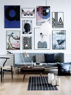 Home decor room design house design interior design Casa Hipster, Living Room Decor, Living Spaces, Living Rooms, Bedroom Decor, Entryway Decor, Master Bedroom, Living Area, Decor Room