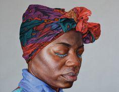 Alan Coulson, un pintor de la reflexión interna