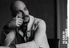 Marco D'Amore para L'Uomo Vogue Mayo/Junio 2016 por Carlotta Manaigo