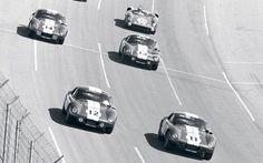 Ford Racing Shelby Daytona Coupes