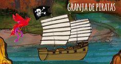 Granja de piratas en Teatro El Galpón - 15 de noviembre