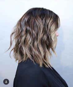 Fall hair