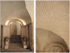 Travel Reports: The Stereotomy of Complex Surfaces in French Baroque Architecture