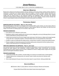 Marketing Director Resume Examples VAdditional Information About Video  Marketing At: SemanticMastery.com