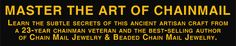 Art of Chainmail Masters Kit - The Original Book plus 11 Tutorials! some great images