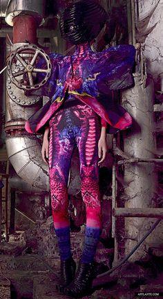 'Semi Song' Fashion Collection - Ivana Pilja