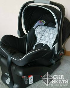Britax B-Safe Infant car seat review www.csftl.org