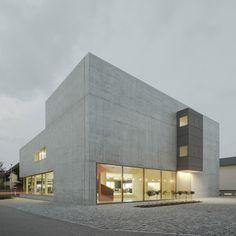 Pleidelsheim, Germany.  Headquarter of Greiner.