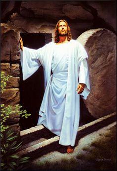 ''Os Sinos da Páscoa alegremente tocam. Deixe que todo o mundo se junte a esta alegria. Deixe que as montanhas e vales sigam cantando, Cristo, O Senhor da Vida, é ressucitado hoje'' -Lizzie Akers #JesusCristo #Ressureicao #Pascoa