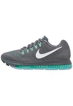 Nike Performance ZOOM ALL OUT - Scarpe running neutre - dark grey/white/green glow/black a € 150,00 (26/12/16) Ordina senza spese di spedizione su Zalando.it