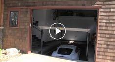 Esta Plataforma Elevatória é Perfeita Para Casas Com Garagens Pequenas e Vários Carros http://www.funco.biz/esta-plataforma-elevatoria-perfeita-casas-garagens-pequenas-varios-carros/