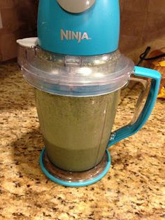 Niki+Cooks+for+Interstitial+Cystitis:+Niki's+Green+Smoothie