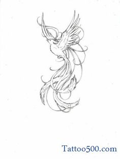 Phoenix tattoos meaning and designs - Tattoo500.com