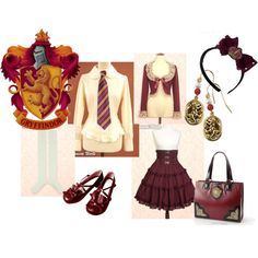 In honor of the DVD and Bluray release of Harry Potter and the Deathly Hallows Part 2 I have decided to make a Lolita coordinate for each house of Hogwarts. Harry Potter Style, Harry Potter Houses, Harry Potter Outfits, Harry Potter Memes, Harry Potter Cosplay, People Dancing, Cosplay Tutorial, Fantasy Dress, Themed Outfits