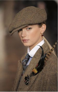Runway Archive: Ralph Lauren Collection, Fall 2006