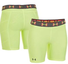 Under Armour Women's Strike Zone III Printed Fastpitch Sliding Shorts available at Dick's Sporting Goods