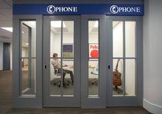 Great Design of the Pandora Headquarters in Chicago