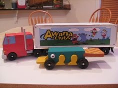 Perry The Platypus Inaction Figure  Racer for Awana Grand Prix 2010