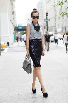 """Style Scrapbook: LOOK OF THE DAY """"EXPECTATIONS"""""""