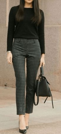 25 Best Casual Work Outfits You Can Try This Fall - Work Outfits Women Casual Work Outfits, Business Casual Outfits, Winter Outfits For Work, Office Outfits, Work Attire, Work Casual, Business Attire, Casual Fall, Office Attire