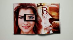 """Make B iPhone"" Ambient Advert by Almapbbdo, Sao Paulo"