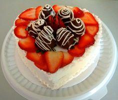 Un pastel que agudiza tus sentidos, un tres leches chocolate con baylies con…
