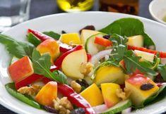Paprikový šalát s jablkami