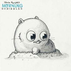 #Chris #Ryniak #Morningscribbles
