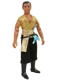Mirror Universe Kirk figure $19.99 Mirror Universe, Star Trek, Stars, Fashion, Moda, La Mode, Fasion, Fashion Models, Trendy Fashion