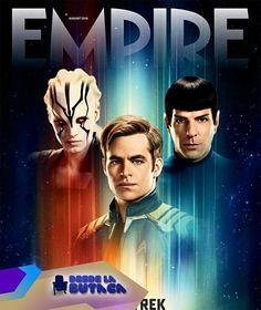 Nuevo póster de #StarTrek #Beyond en la portada de #Empire Lee más al respecto en http://ift.tt/1hWgTZH Lo mejor del Cine lo disfrutas #DesdeLaButaca Siguenos en redes sociales como @DesdeLaButacaVe #movie #cine #pelicula #cinema #news #trailer #video #desdelabutaca #dlb