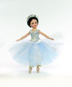 "Nutcracker's Snowflake (American Ballet Theatre) - Cissette 10"" Collectible Doll"