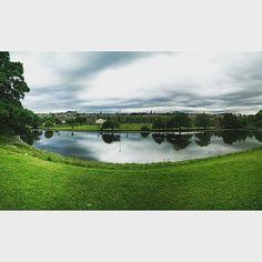 Played #ultimatefrisbee for the first time in Inverleith Park tonight - great fun! And lots of #grassstains #brilliantview #stockbridge #edinburgh #stockbridgeedinburgh #scotland