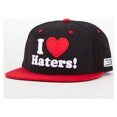 b88d92a3eb5b0 Snapback Fashion Blog DGK Haters Boys Snapback Hat