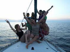 Viaje en velero por la Isla de Menorca saliendo desde Barcelona.