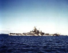 USS Alabama, 1941