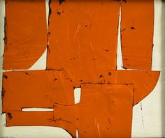 """Collage """"Among Conrad Marca-Relli's generation, only he and Robert Motherwell (1915-91) seem to have understood collage as the most radical modernist innovation"""""""