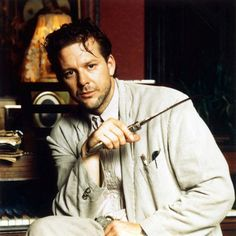 Mickey Rourke in Angel Heart (Alan Parker, Mickey Rourke, I Robert, Angel Heart, Tough Guy, Scary Movies, Horror Movies, About Time Movie, Vintage Mickey, Beautiful Men